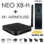 MINIX NEO X8-H + NEO M1 AIRMOUSE - SMART MEDIA HUB - 4K2K UHD (3D)