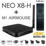 MINIX NEO X8-H + NEO M1 AIRMOUSE - SMART MEDIA HUB - 4K2K UHD (3D)