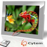 Cytem VX10-album/ Acryl Silber