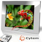 Cytem VX8-album/ Acryl Silber