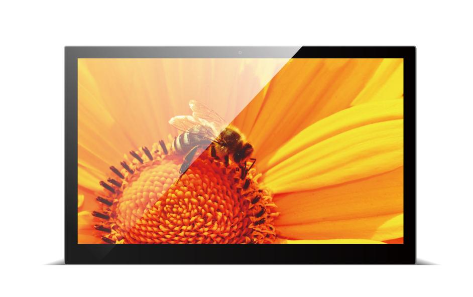 Cytem | Digital Bilderrahmen | 14 Zoll (35,6 cm) Full HD Tablet ...