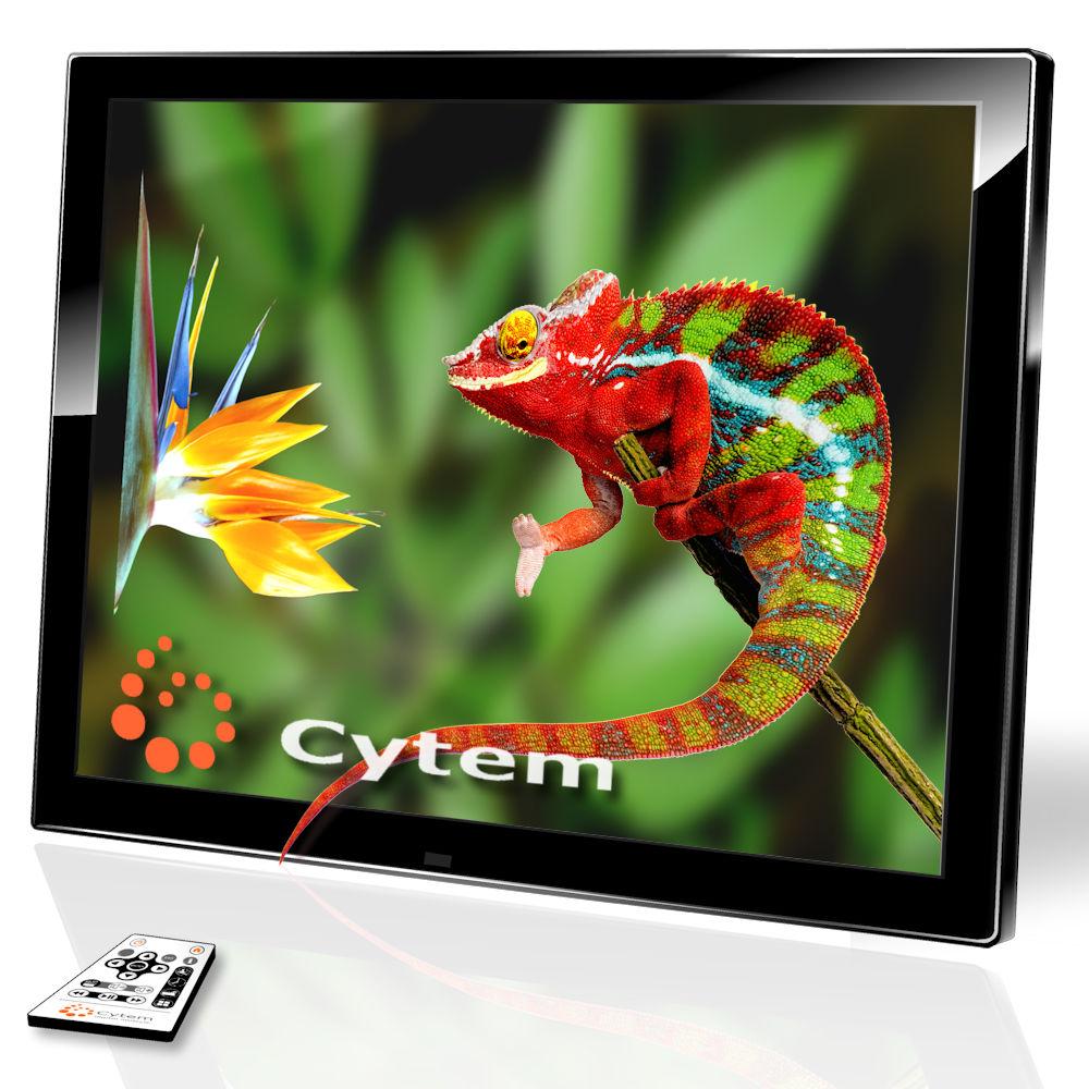 Cytem | Digitale Bilderrahmen | Cytem DiaMine 15 in 4:3, mattes ...